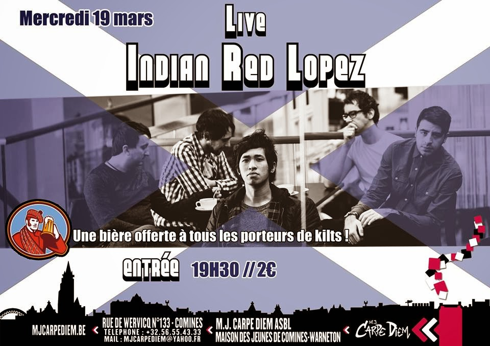 "Agenda: ""INDIAN RED LOPEZ"" - photo#30"
