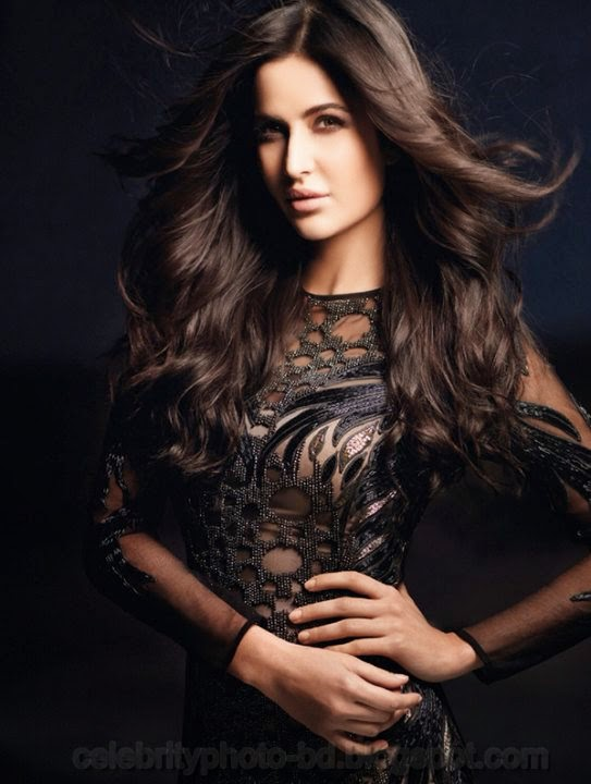 Queen Of Beauty Katrina Kaif's Stylish Photoshoot Collection 2014