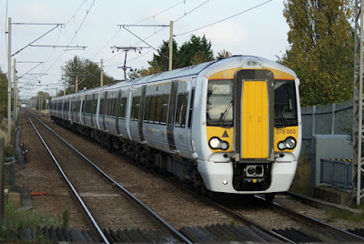 An East Anglian Train
