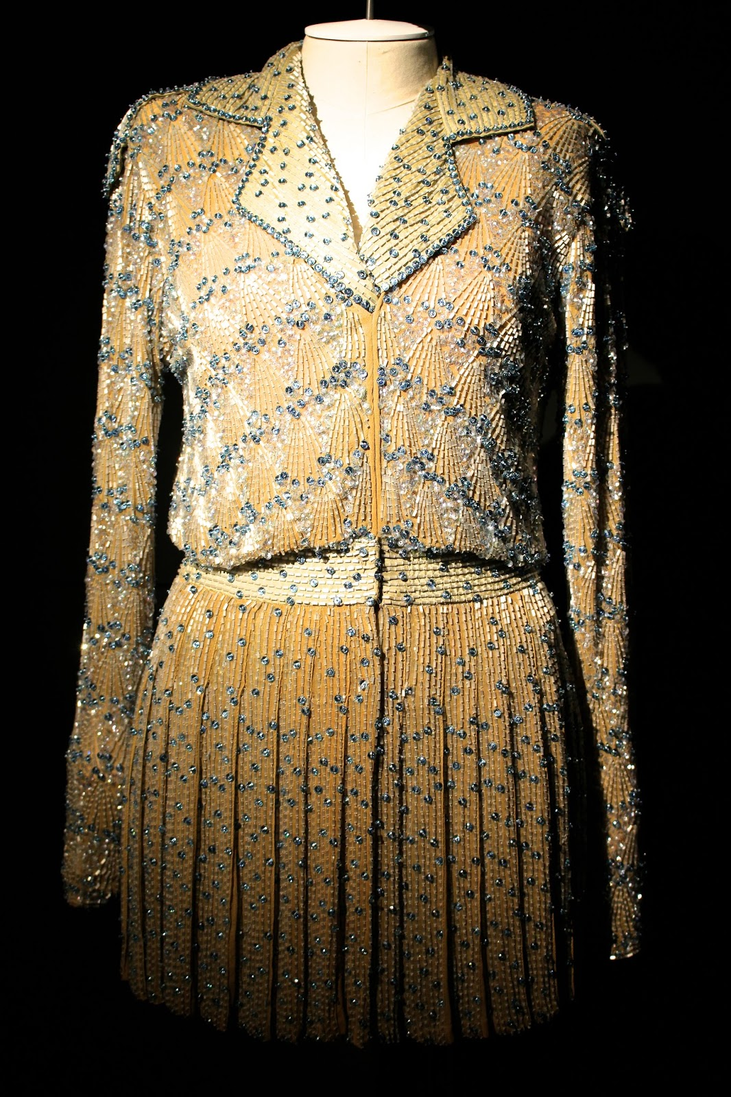 Dressed by Angels Exhibition Blog Review