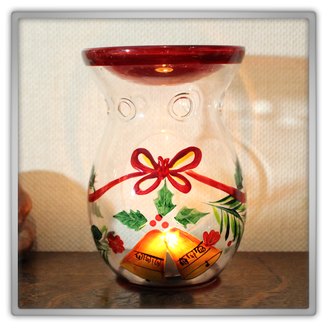 Yankee Candle haul review festive gift Christmas Bells Tart Burner