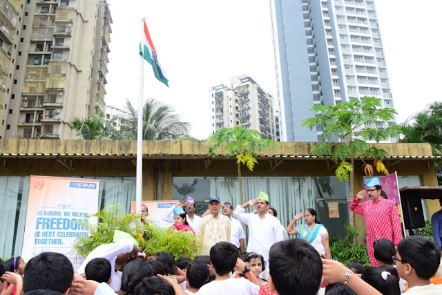 Mall celebrates 71st Independence Day