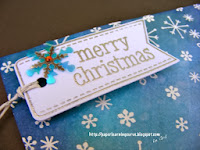 Lawnscaping Winter Blog Hop 2013, Lawn Fawn Winter Gifts