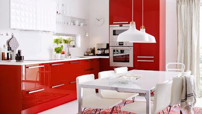 Penataan Model Lemari Dapur Dari IKEA Untuk Anda