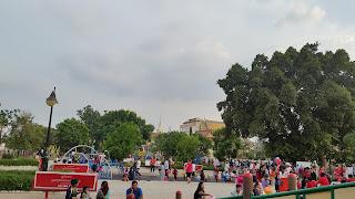 Wat Botumvatey Public Playground, Phnom Penh