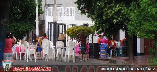 Fiestas en la vía publica de Villa del Rosario, causan los primeros cinco niños lesionados | Rosarienses, Villa del Rosario
