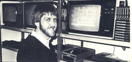 David Crane, un genio pionero de los videojuegos