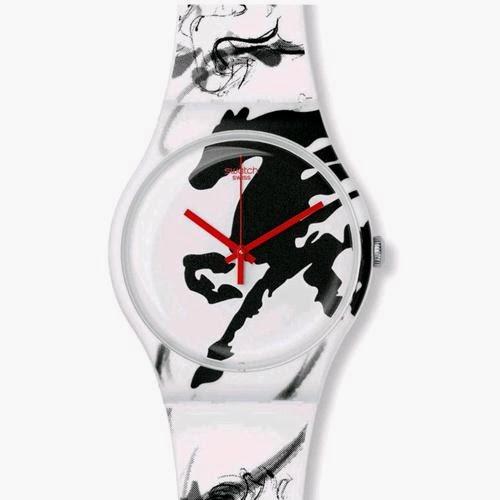 ac148aca44 SWATCH festeggia l'Anno del Cavallo con un nuovo orologio! | ModaFlash