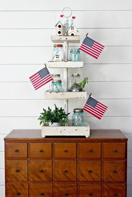 fourth of July decor