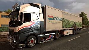 Ragnar Transport trailer
