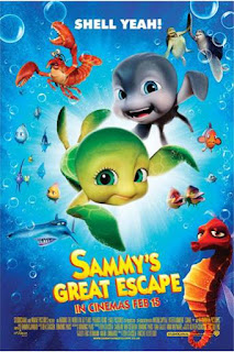 Sammy's Great Escape movie poster