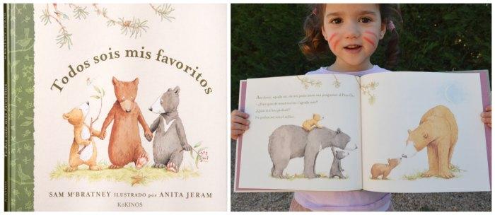 cuentos infantiles crianza respetuosa, con apego todos sois mis favoritos