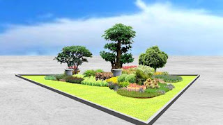 Desain Taman Surabaya - tukngtamansurabaya 4