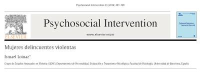 http://psychosocial-intervention.elsevier.es/es/mujeres-delincuentes-violentas/articulo-resumen/S1132055914000192/#.V2BhFuS73IU
