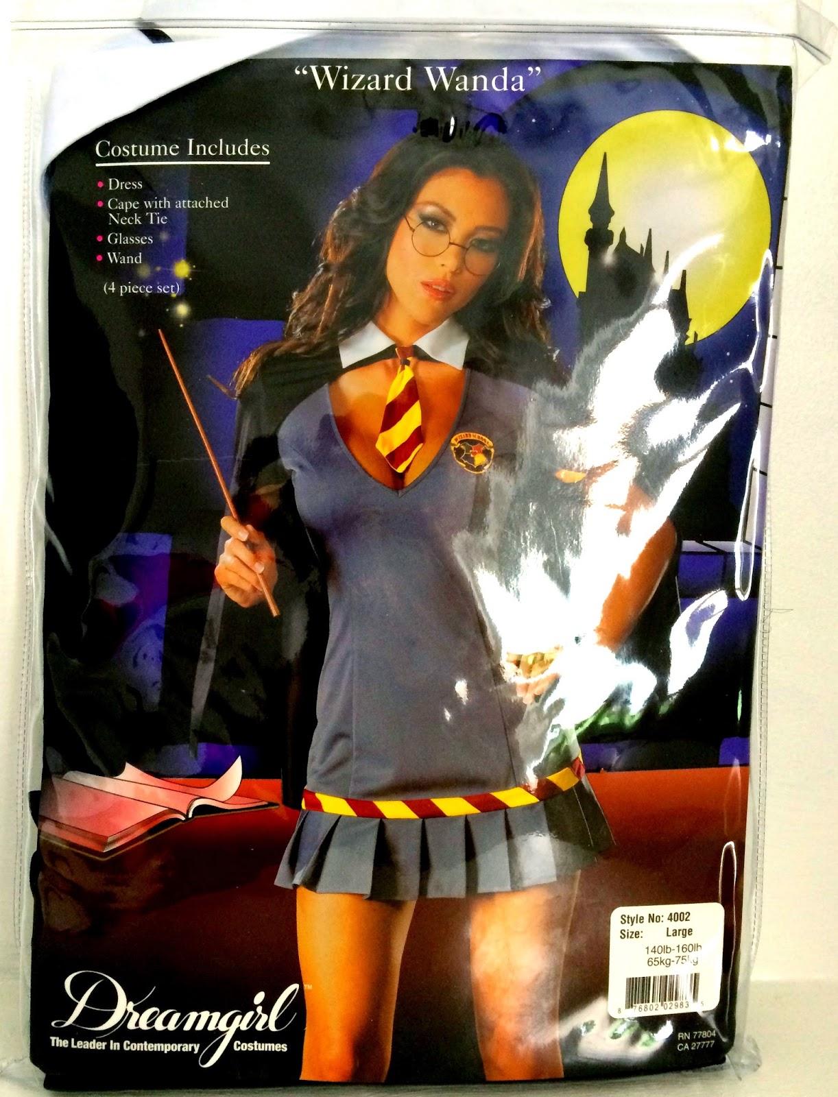 Wizard Wanda Costume, Fancy Dress, Jokers Masquerade, Halloween, Hen Night Costume