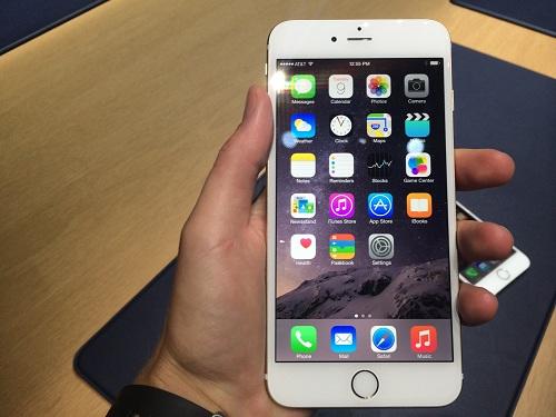 thay màn hình cho iPhone 6 Plus