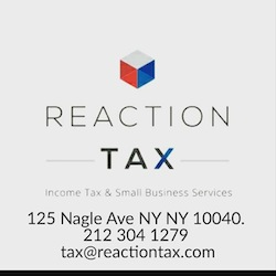 REACTION TAX