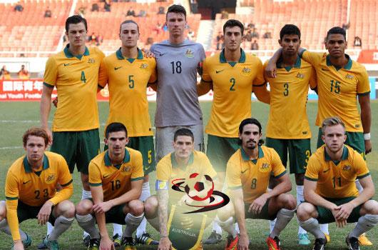 Korea U23 vs Australia U23 www.nhandinhbongdaso.net