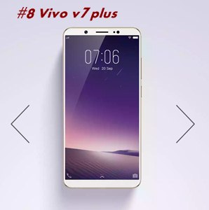vivo v7 plus selfie phone