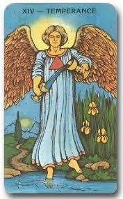 significado da temperança xiv no tarot