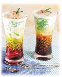 Resep Es Cendol : resep, cendol, Indonesian, Foods, Corner:, Cendol, Recipes