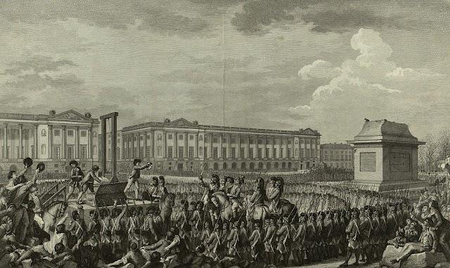 21/01/1793: Luís XVI é Executado