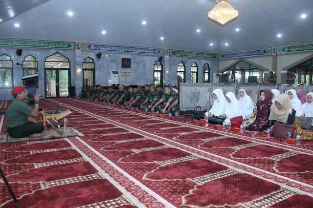 Mabes TNI Gelar Peringatan Isra Mi'raj 1440 H/2019 M