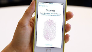 Cara Mengaktifkan dan Setting Fingerprint/Touch ID ( Sidik Jari ) di iPhone 5 dan iPhone 6