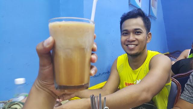 ice cold hongkong milk tea