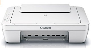 The multifunction printer is pocket-size as well as elegant is perfect for domicile as well as pocket-size business office Canon Pixma MG2522 All-In-One Printer Driver Download
