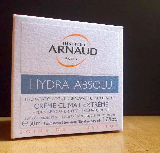 Hydra Absolu Institut Arnaud: El descanso del guerrero para la piel