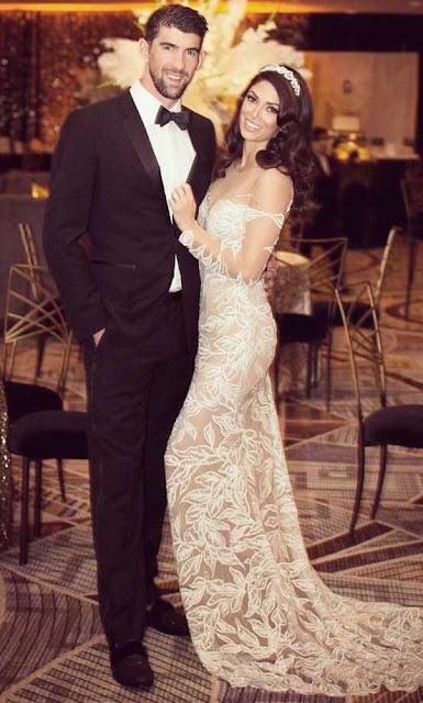 casamento Michael Phelps, Noiva