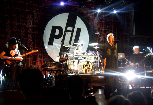 PiL @ the Royale Boston by bradsearles