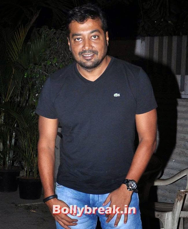 Anurag Kashyap, Bollywood Celebs at Kangana Ranaut Birthday Bash Pics