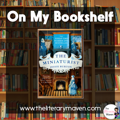 The Miniaturist by Jessie Burton is set in Amsterdam in the late 1600s where wealth and religion are prominent. Young and just married Nella finds her new husband distant and his household uncomfortable. Then curious things start happening in the cabinet-sized dollhouse given to Nella as a wedding present that may reveal some of the secrets of her new home. Read on for more of my review and ideas for classroom application.