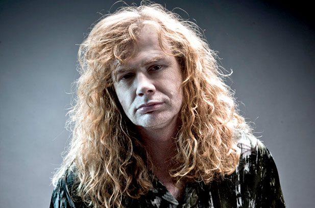 Dave Mustaine HairStyle (Men HairStyles) - Men Hair Styles ...