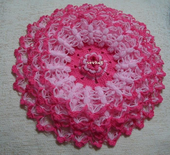 Hermosas Flores de Crochet Tutorial