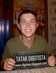 American Idol Scotty McCreery