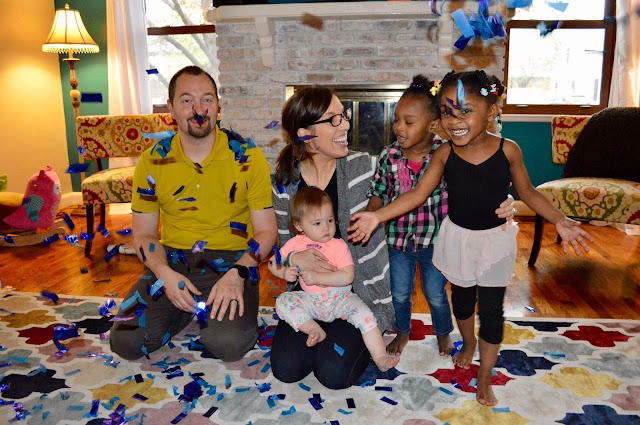 Surprise! Gender Reveal With Kids