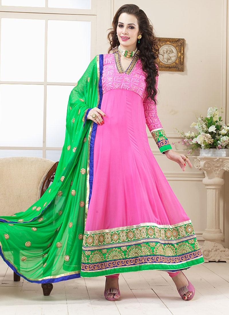Anarkali Wedding Dresses 64 Elegant designer anarkalis