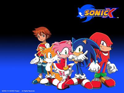Ver Sonic X Online