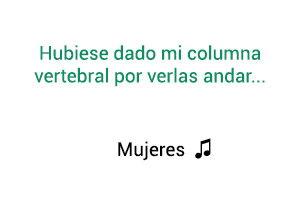 Ricardo Arjona Mujeres significado de la canción.