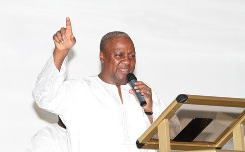La gas explosion: Let's pray for victims – Mahama