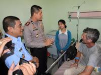 Kasihan ! Turis Rusia Ini Dihajar Massa Sampai Masuk Rumah Sakit Gara-Gara Hal Sepele