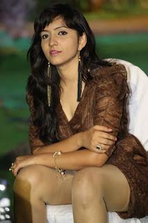 Actress Priyanka Rathod  Pictures in Short Dress at Love Cheyyala Vadda Movie Audio Launch  0016.jpg
