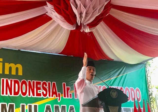Keseringan, Bantahan Jokowi Soal PKI Tidak Mutu