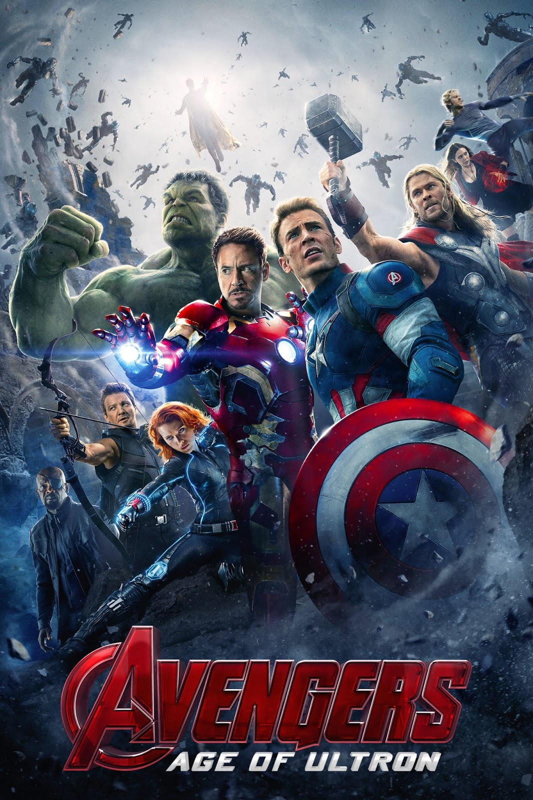 THE AVENGERS 2 AGE OF ULTRON TAMIL DUBBED HD