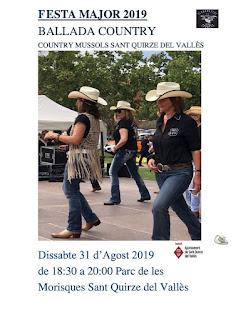 Associació Country Mussols de Sant Quirze del Vallès