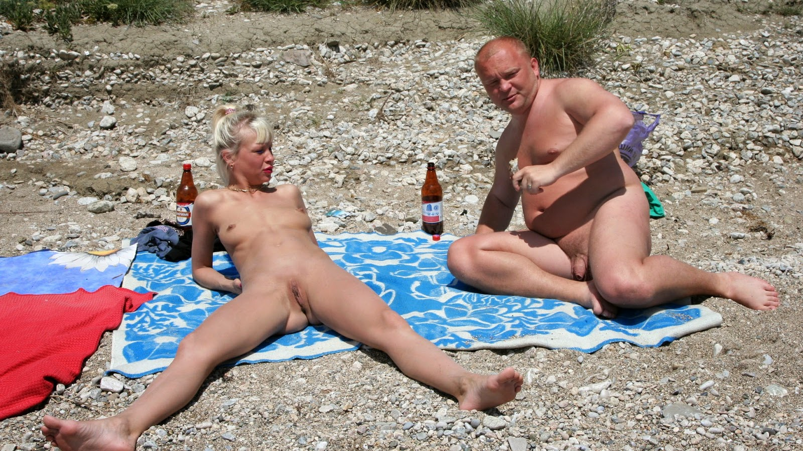 Geiler nudist beach com got