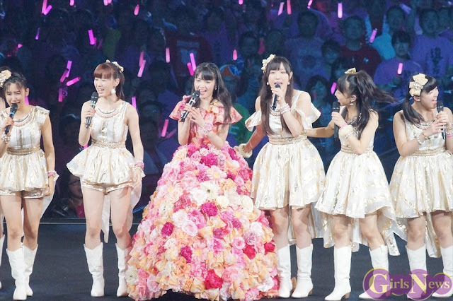 morning musume member graduated